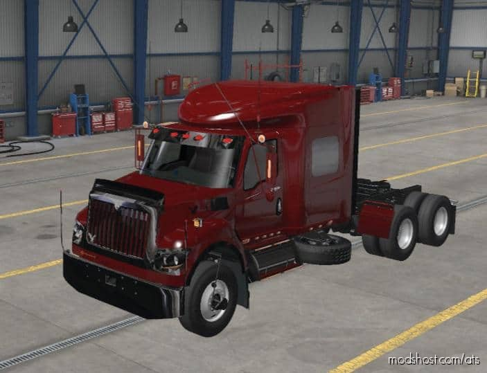 International Workstar V1.01 [1.37.X] Truck for American Truck Simulator