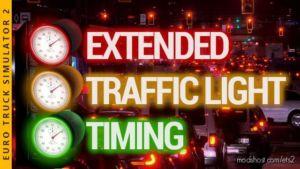 Extended Traffic Light Timing [1.36.X] for Euro Truck Simulator 2