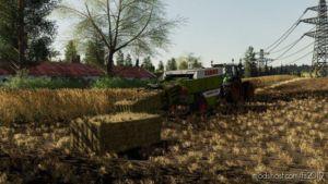 Claas Quadrant 1200 for Farming Simulator 19