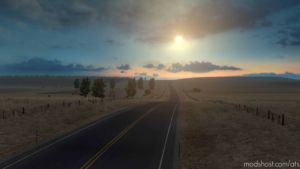 Montana Expansion V0.3.5 Map for American Truck Simulator