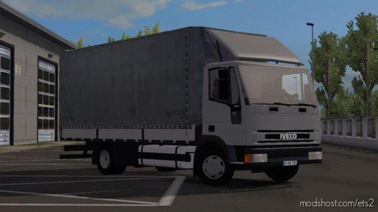 Iveco Eurocargo -Fixed- [1.36.X] for Euro Truck Simulator 2