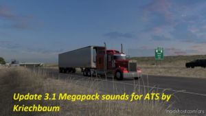 Megapack Sound Kriechbaum 3.1 (Update) for American Truck Simulator