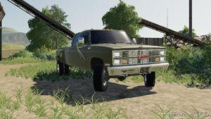GMC Sierra Classic K3500 for Farming Simulator 19