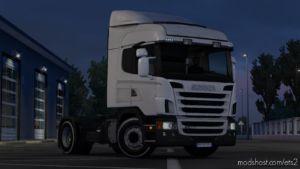 Scania G400 -FIX- [1.36.X] for Euro Truck Simulator 2