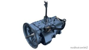 Eaton Fuller 9ALL Manual Transmission [1.36.X] for Euro Truck Simulator 2