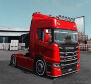 Scania Next GEN Turkish Edit V2.0 [1.36.X] for Euro Truck Simulator 2