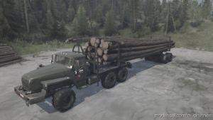 Ural-432011Z Truck V07.04.20 for MudRunner