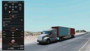Piva Weather Mod V1.4 [1.37] for American Truck Simulator