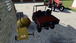 Seedmaker Concrete Mixer for Farming Simulator 19