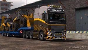 Rpie Volvo FH16 2012 [1.37].0.65S for Euro Truck Simulator 2