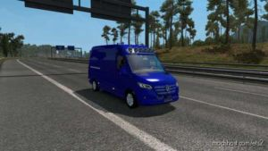 Mercedes Sprinter 2019 [Beta] V0.2 for Euro Truck Simulator 2