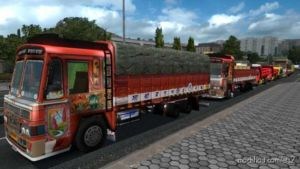 Special Traffic Pack V3.0 [For 1.35, 1.36 & 1.37] for Euro Truck Simulator 2