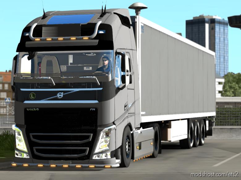 Volvo Basik ŞASİ for Euro Truck Simulator 2