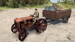 Kolomenets Tractor for MudRunner