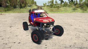 Jbeil Hilux Crawler for MudRunner