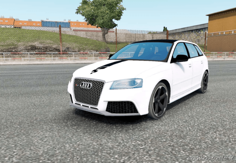 Audi RS 3 Sportback (8PA) 2011 [1.36] for Euro Truck Simulator 2