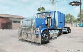 International 9300 Eagle + Interior [1.36.X] Truck for American Truck Simulator