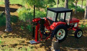 Logsplitter Suire 18T for Farming Simulator 19