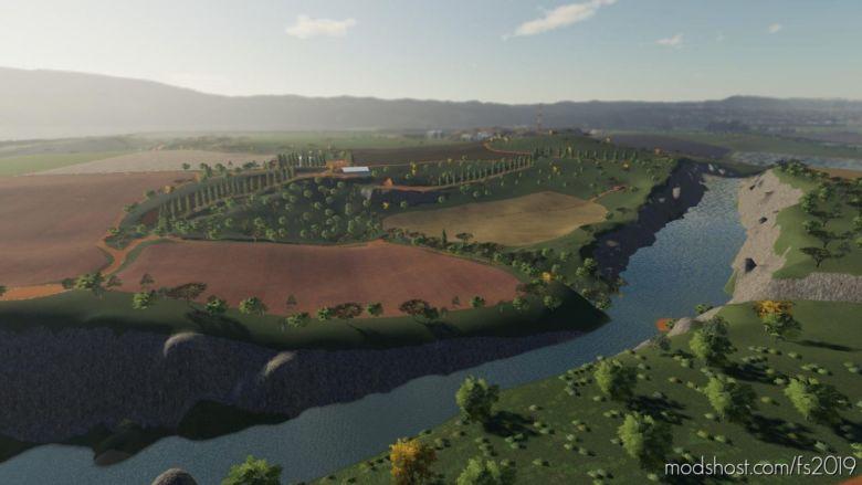 Fazenda Pedra Negra for Farming Simulator 19
