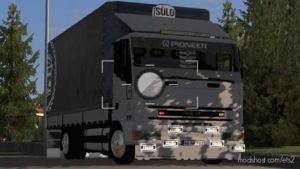 Iveco Eurocargo VIP Etiket [1.36] for Euro Truck Simulator 2