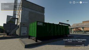 HKW Bunker Erweiterung for Farming Simulator 19