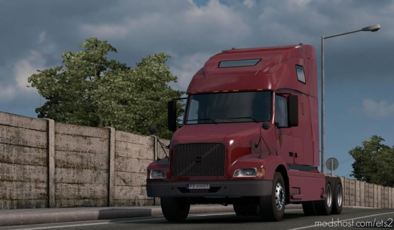 Volvo VNL 660 [1.36.X] for Euro Truck Simulator 2