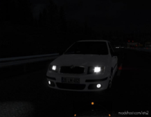 Skoda Fabia RS 2004 (1.36) for Euro Truck Simulator 2