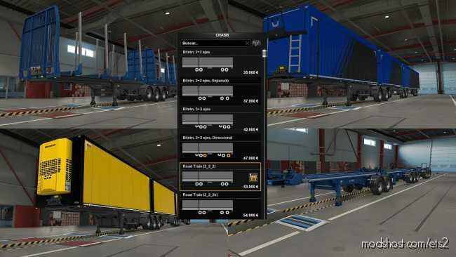 Road Trains Mp-Sp Multiplayer Truckersmp [1.36.X] for Euro Truck Simulator 2