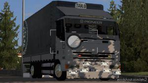 Iveco Eurocargo VIP Etiket [1.36.X] for Euro Truck Simulator 2
