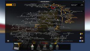 Vanessa Pashmina Map 4.2 for ETS2 1.37 Public Beta for Euro Truck Simulator 2