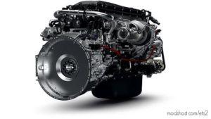Renault T Range Sound Kriechbaum Rework [1.37] for Euro Truck Simulator 2