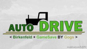 Birkenfeld Autodrive Curse + Game Save V5.0 for Farming Simulator 19
