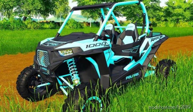 Polaris RZR for Farming Simulator 19