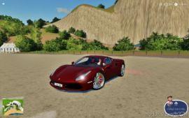 Ferrari 488 GTB for Farming Simulator 19