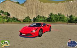 Ferrari F8 Tributo for Farming Simulator 19