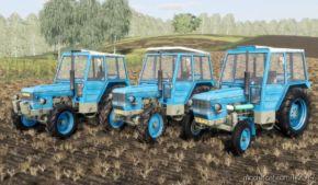 Zetor 56 Series Pack for Farming Simulator 19