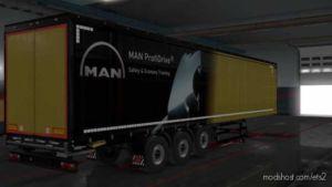 Schwarzmuller MAN Profidrive for Euro Truck Simulator 2