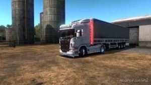 Scania G420 + Trailer [1.36.X] for Euro Truck Simulator 2