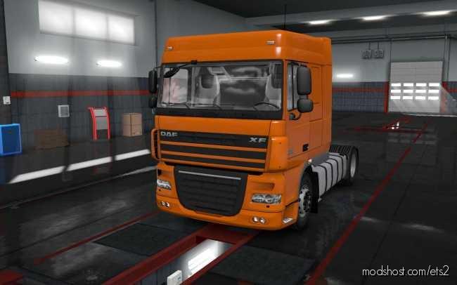 DAF XF 105 [1.36.X] for Euro Truck Simulator 2