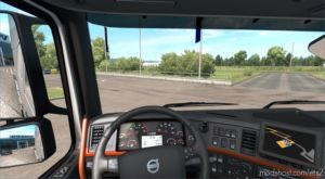 Volvo FH 2009 Interior -Updated- [12.04.20] [1.37.X] for Euro Truck Simulator 2