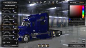 Michelin Add-Ons V2.0 for American Truck Simulator