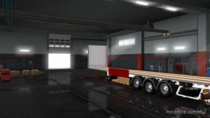 Flatbed Trailer [1.36.X] for Euro Truck Simulator 2