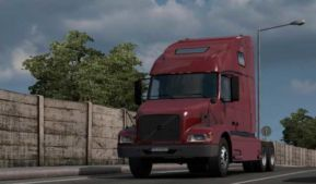 Volvo VNL 660 [1.36] for Euro Truck Simulator 2