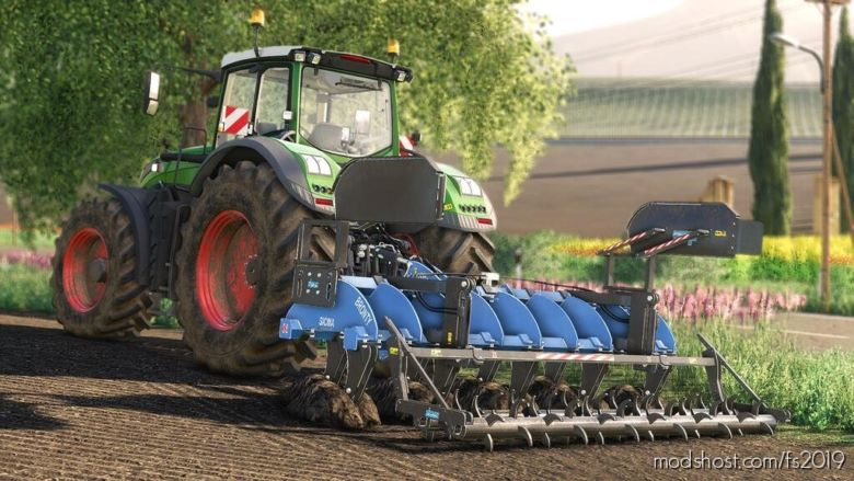 Sicma Bronty 3000 for Farming Simulator 19