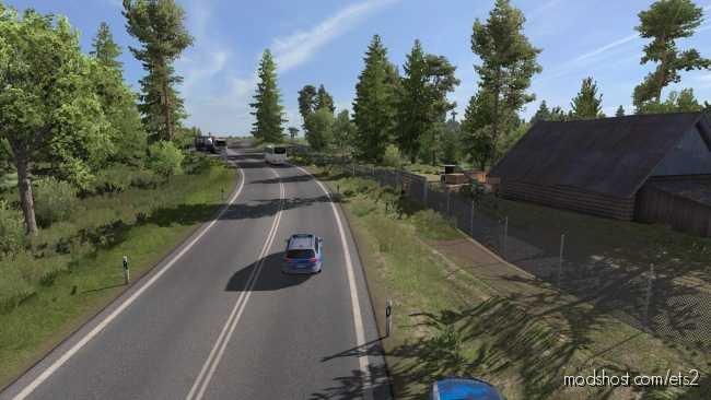 FSG Map Part Alsace V1.2 [1.36] for Euro Truck Simulator 2