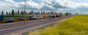 Romania Extended Map V2.5 [1.36] for Euro Truck Simulator 2