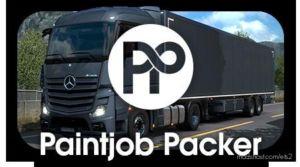Paintjob Packer V1.1 for Euro Truck Simulator 2
