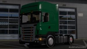 Scania Topline R420 -Fixed- [1.36.X] for Euro Truck Simulator 2