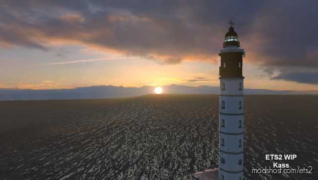 Realistic Brutal Weather V4.2.4 for Euro Truck Simulator 2