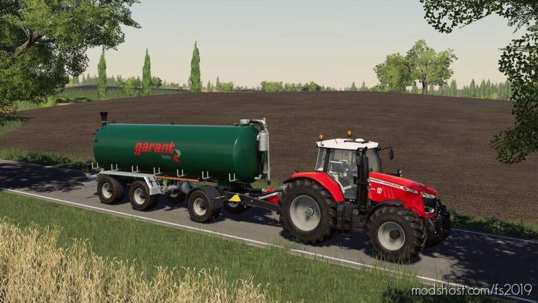Kotte TAV 26 for Farming Simulator 19